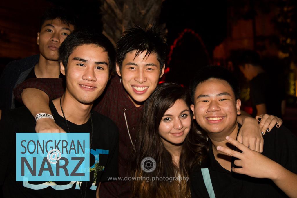 Songkran @ NARZ