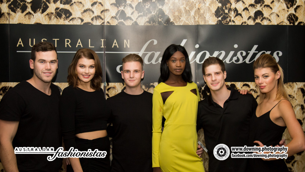 Australian Fashionistas Model Search 2015